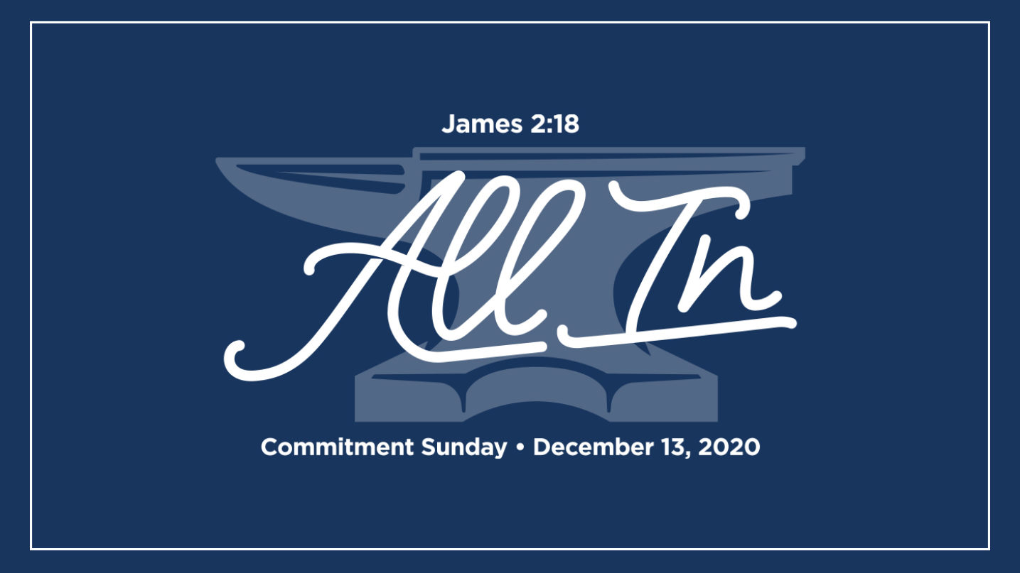 All In Commitment Sunday