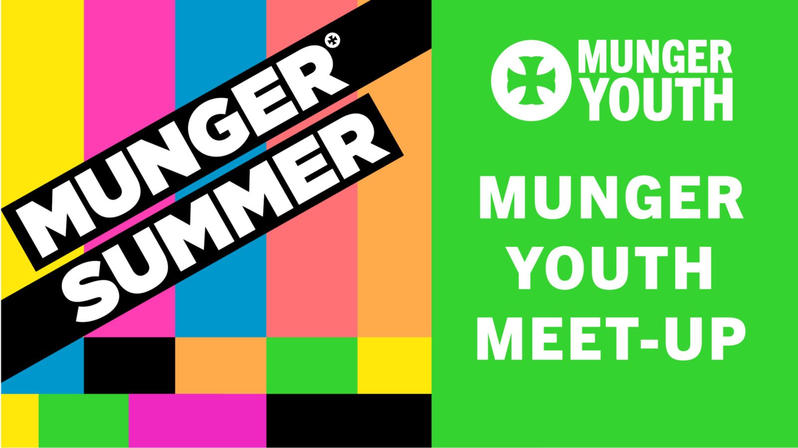 Munger Youth Meet Up