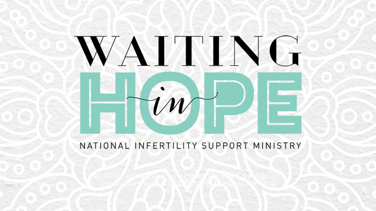 Waiting in Hope Infertility Group