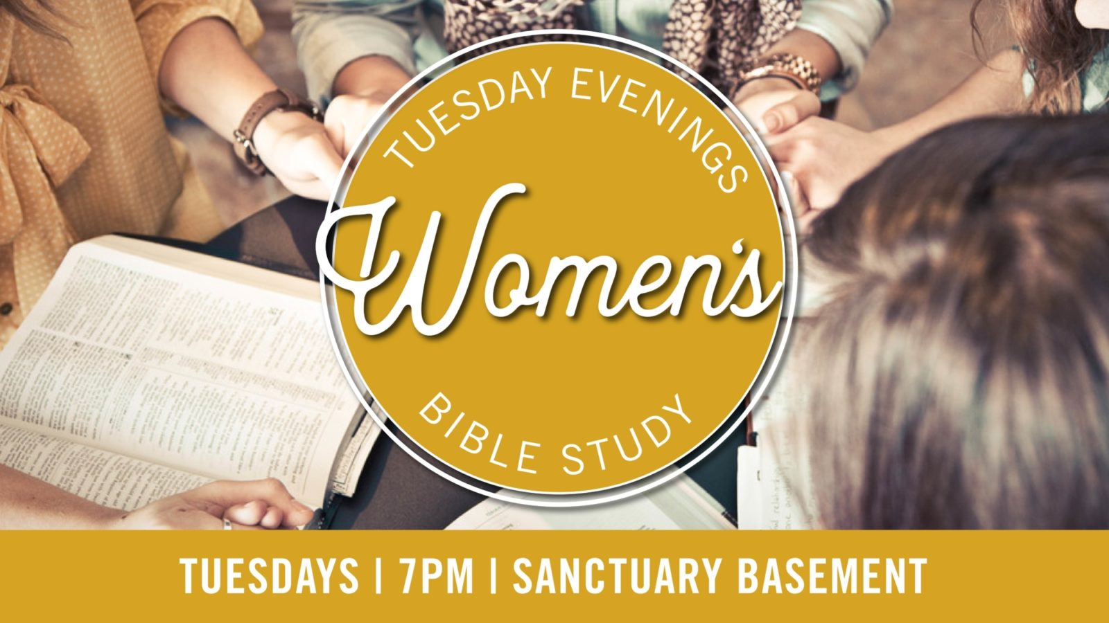 Tuesday Evening Women's Bible Study