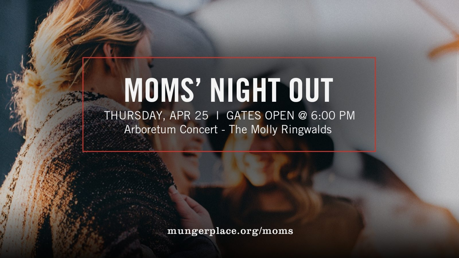 Moms Night Out - The Molly Ringwalds