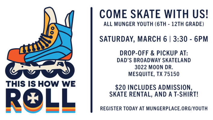 Munger Youth Skate Night