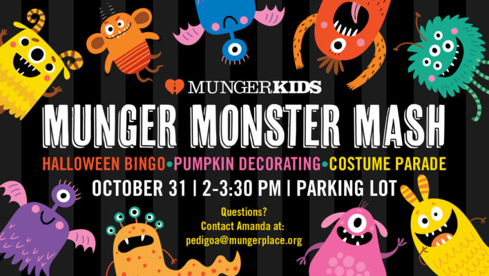 Munger Monster Mash