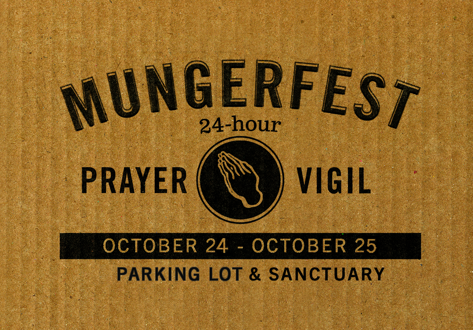 Homepage Prayer Vigil Mungerfest