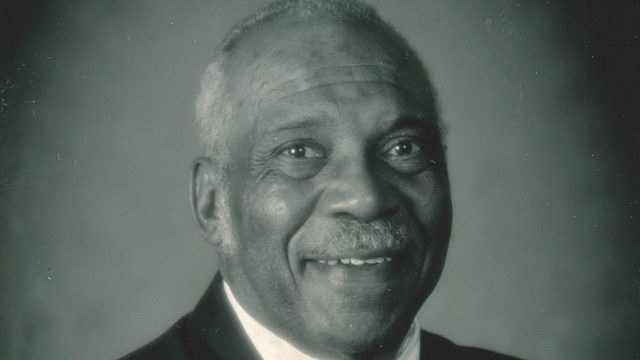 Celebrating Joe Washington, HPUMC's first African American pastor