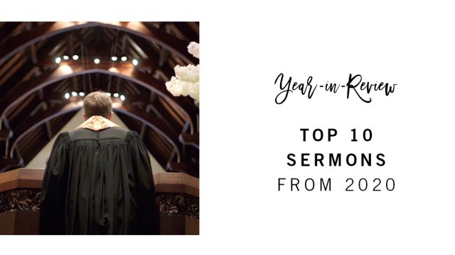 Top 10 most-watched sermons of 2020