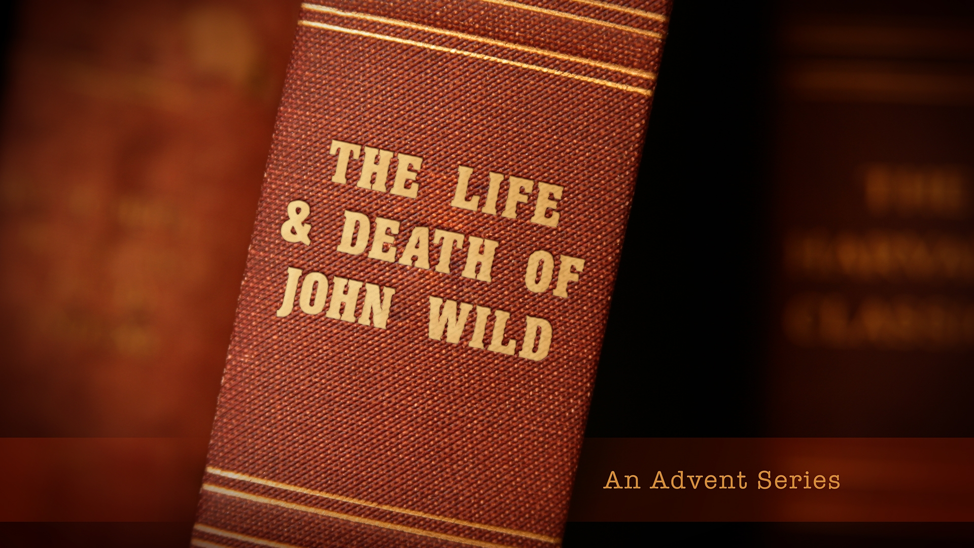 The Life and Death of John Wild
